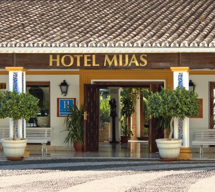 Façade Hôtel TRH Mijas Hôtel TRH Mijas Mijas